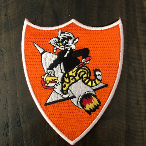 152nd Fighter Squadron Friday Patch
