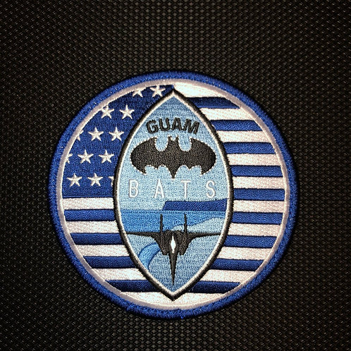 44th Fighter Squadron Guam TDY Patch