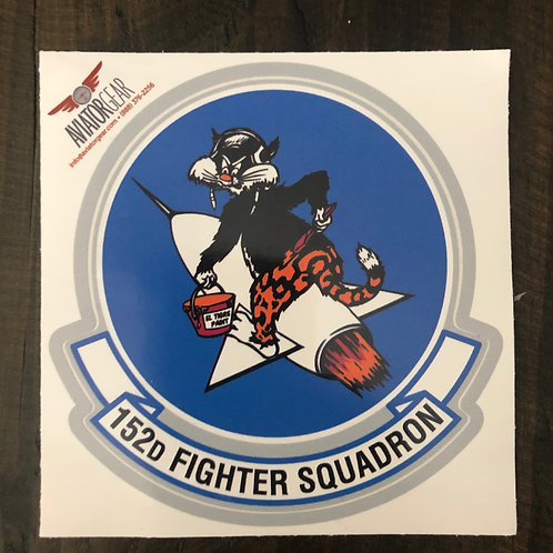 152nd Fighter Squadron Zap