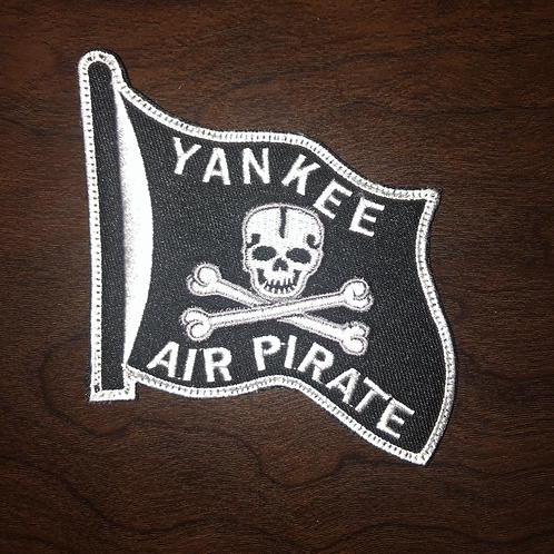 80th Fighter Squadron Yankee Air Pirate Patch