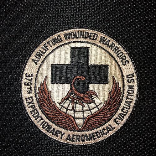 379th EAE Desert Squadron Patch