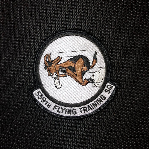 559th Flying Training Squadron Patch