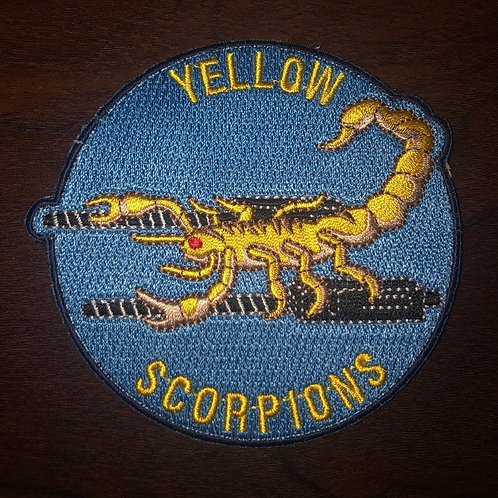 134th Fighter Squadron Herritage Patch