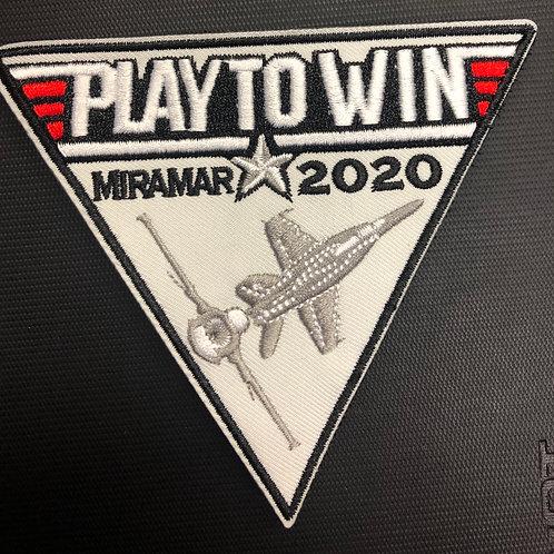 Miramar Spring 2020 TDY Patch