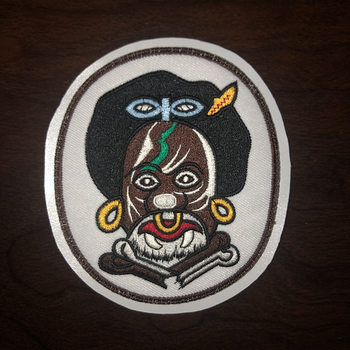 80th Fighter Squadron Official Patch