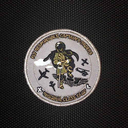 Laughlin AFB SUPT Class 15-02 Patch