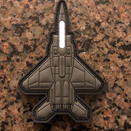 4th TS Strike Eagle PVC Patch
