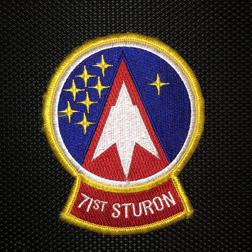 71st Sturon Official Patch