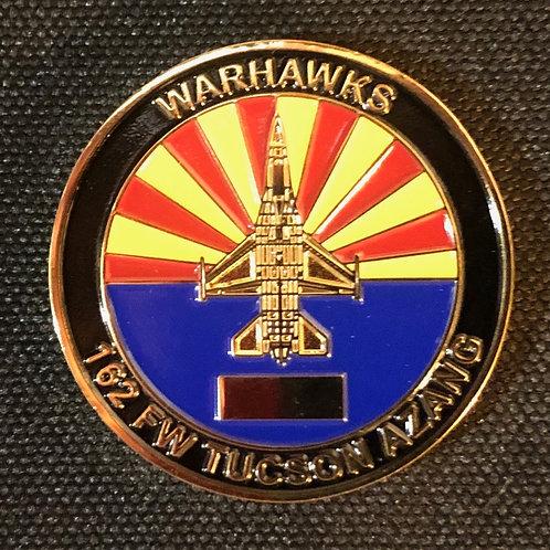 195th Fighter Squadron RMO