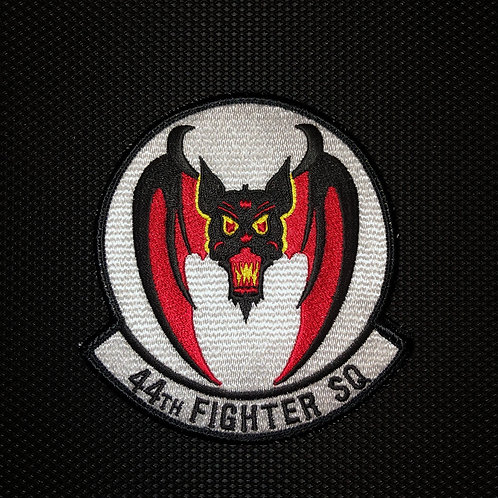 44th Fighter Squadron Official Patch