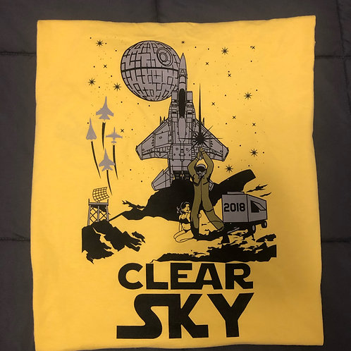 194th FS Clear Sky 2018 T-Shirt