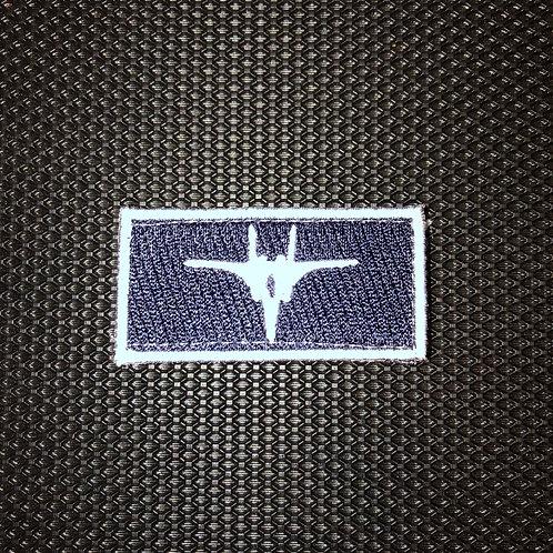 44th Fighter Squadron Pencil Patch