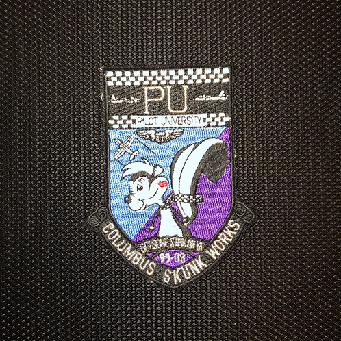 Columbus AFB SUPT Class 99-03 Patch No Velcro