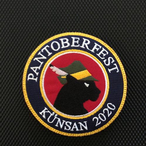 35th FS Pantoberfest Patch