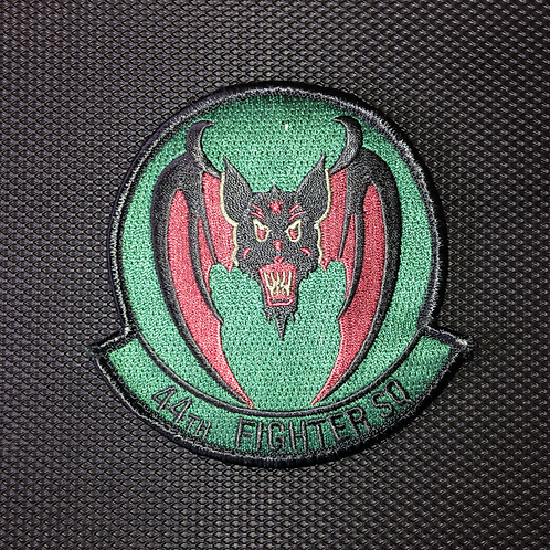44th Fighter Squadron Subdued Official Patch
