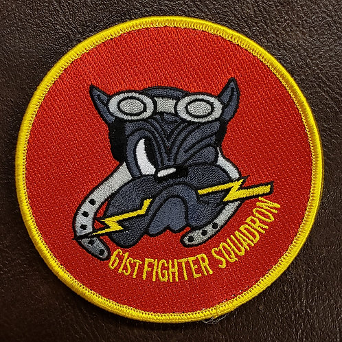 61st Fighter Squadron Friday Patch