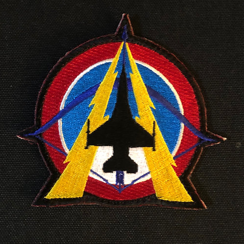 195th Fighter Squadron Friday Patch