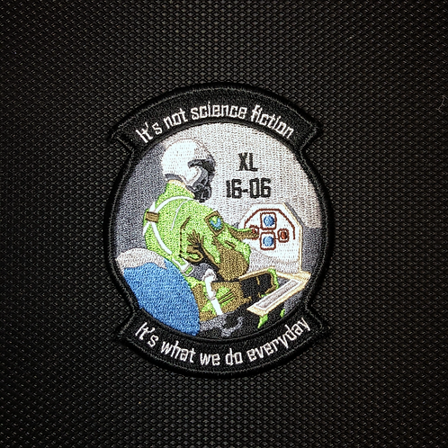 Laughlin AFB UPT Class 16-06 Patch