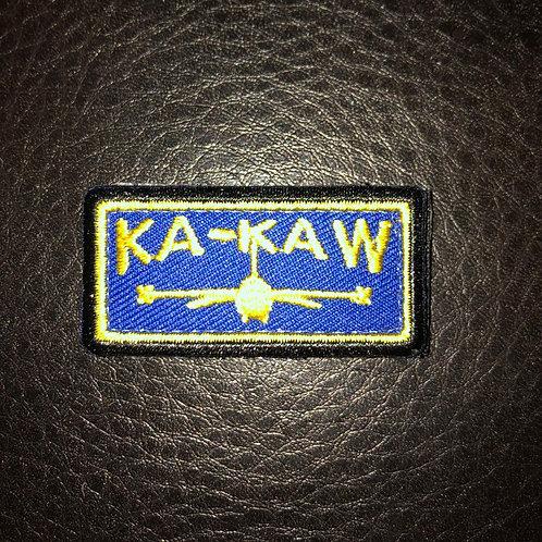 195th Fighter Squadron Pencil Patch