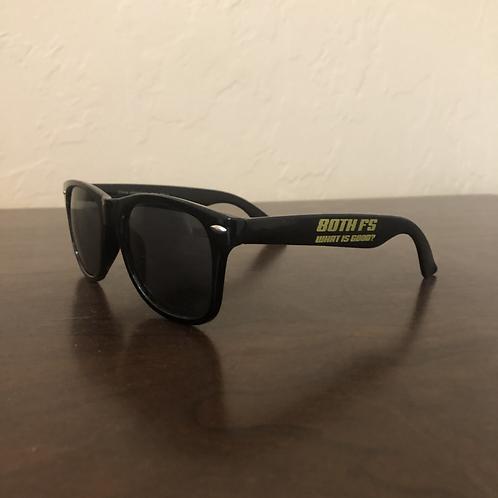 80th Fighter Squadron Sunglasses