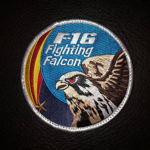 Arizona F-16 Swirl Patch
