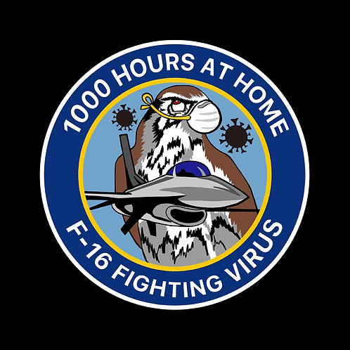1000 hours COVID-19 patch