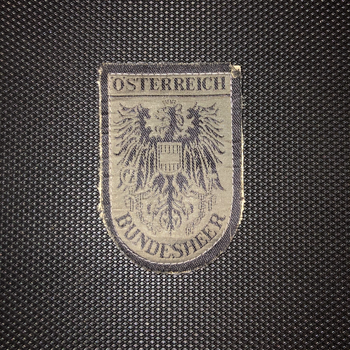 Austrian Military Patches