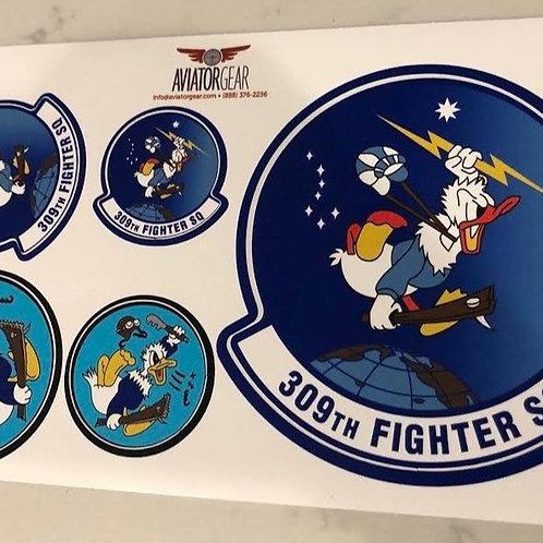 309th Fighter Squadron Zaps