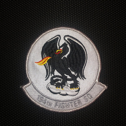 194th FS Trident Juncture Squadron Patch