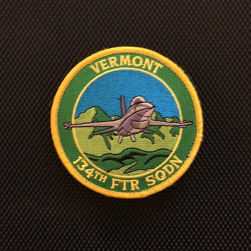 134th FS F-16 Squadron Patch