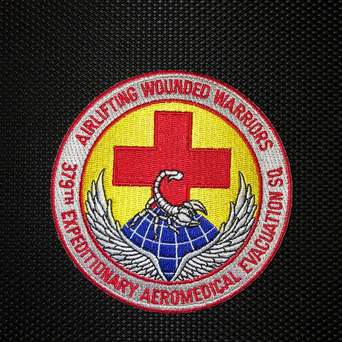 379th EAE Squadron Patch
