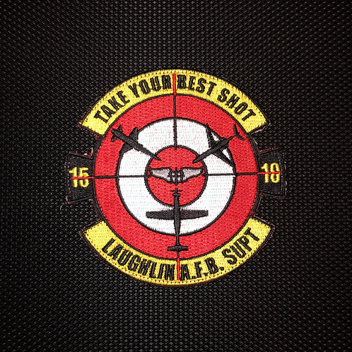 Laughlin AFB UPT Class 15-10 Patch