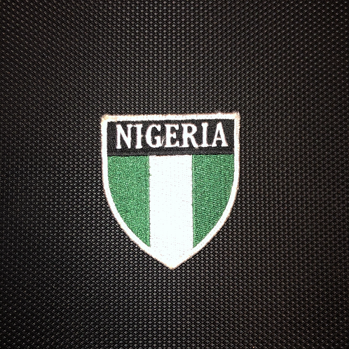 Nigeria Military Patch