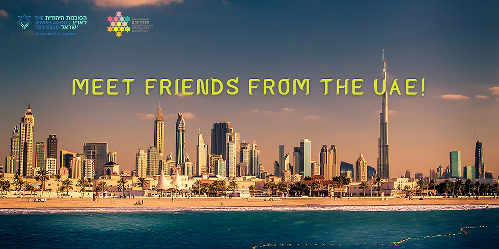 Meet New Friends from the UAE!