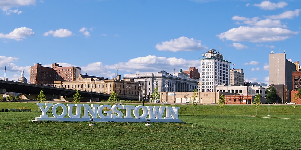 HERE WE ARE: Youngstown Virtual Tour