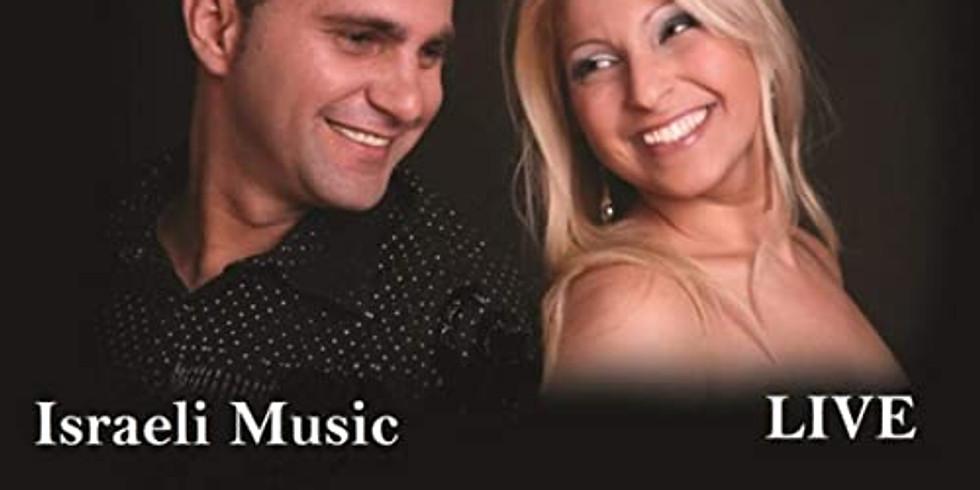 LIVE: Israeli Songs Concert