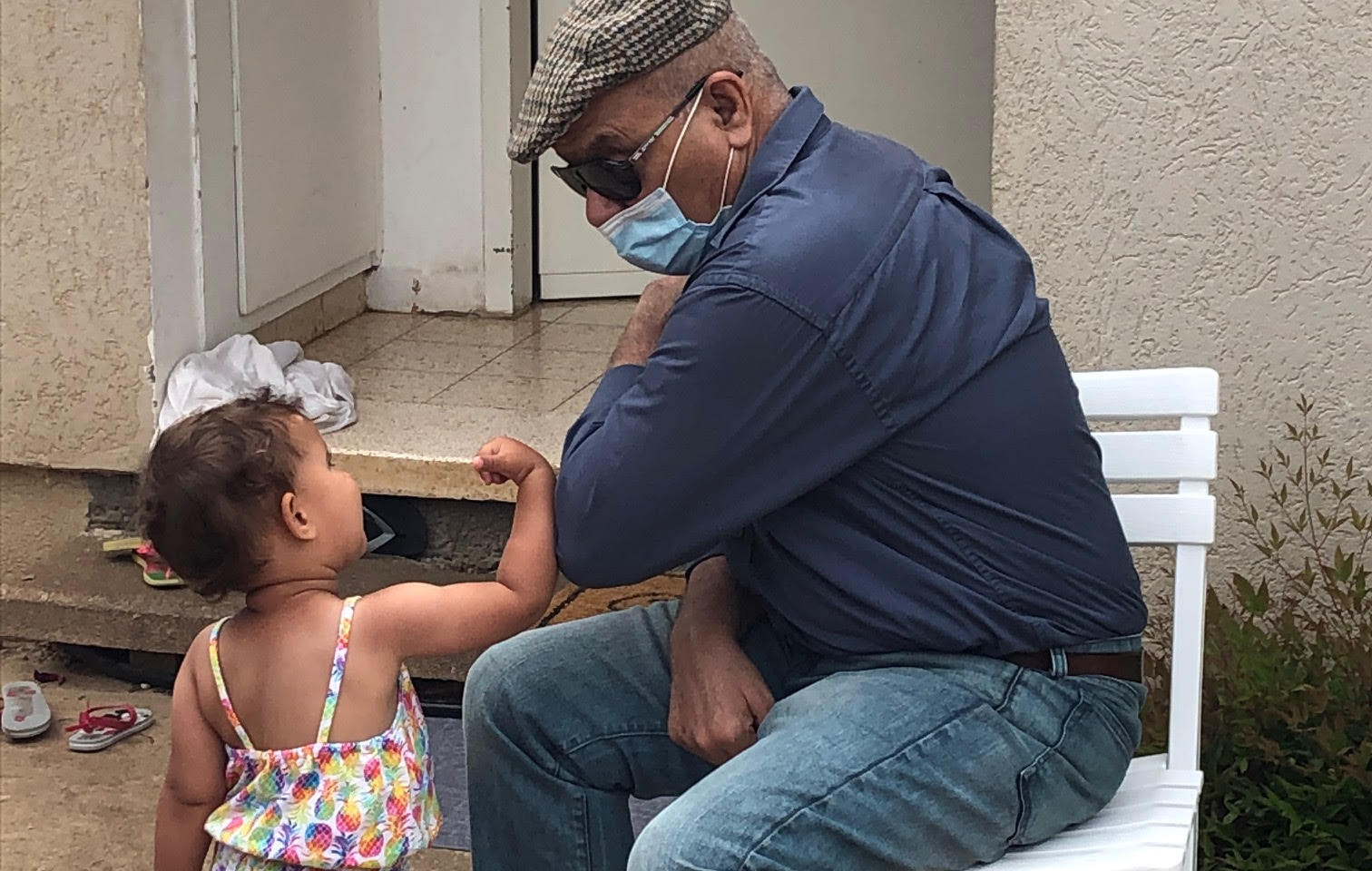Intergenerational Touch