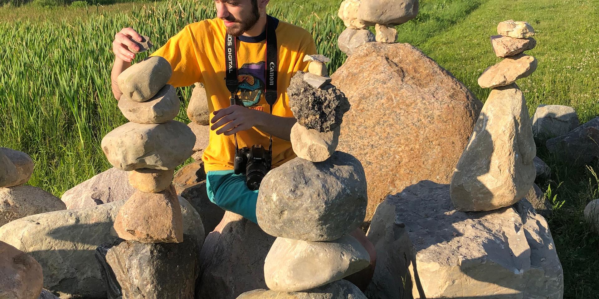 Socializing with Rocks