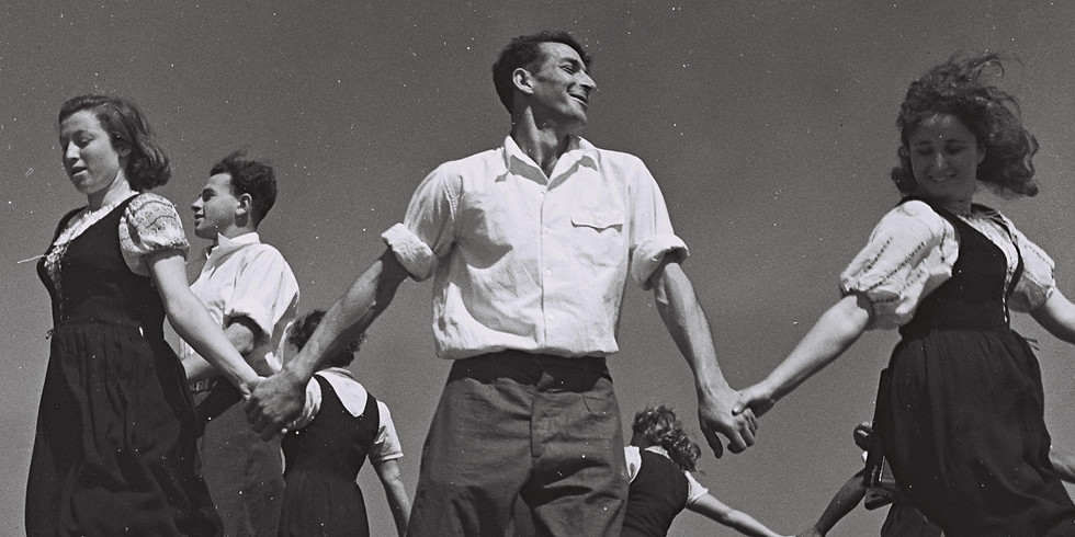 LIVE: Israeli Folk Dances