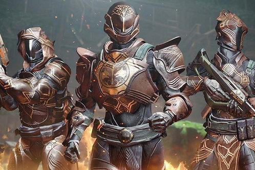 Iron Banner-Season 14 Questline