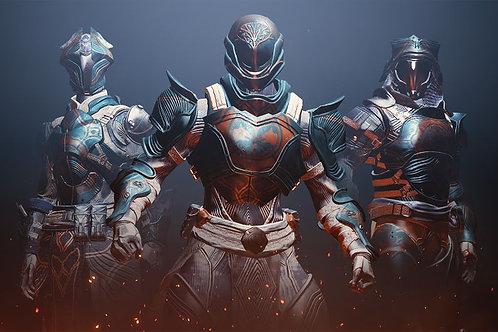 Iron Banner-4 Bounty Pack Season of Arrivals
