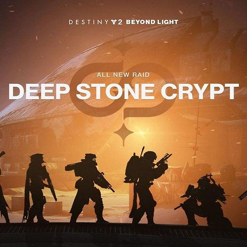Deep Stone Crypt Raid (1x)