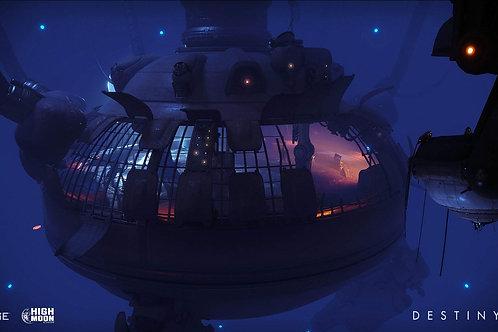 GrandMaster Nightfall-Warden of Nothing