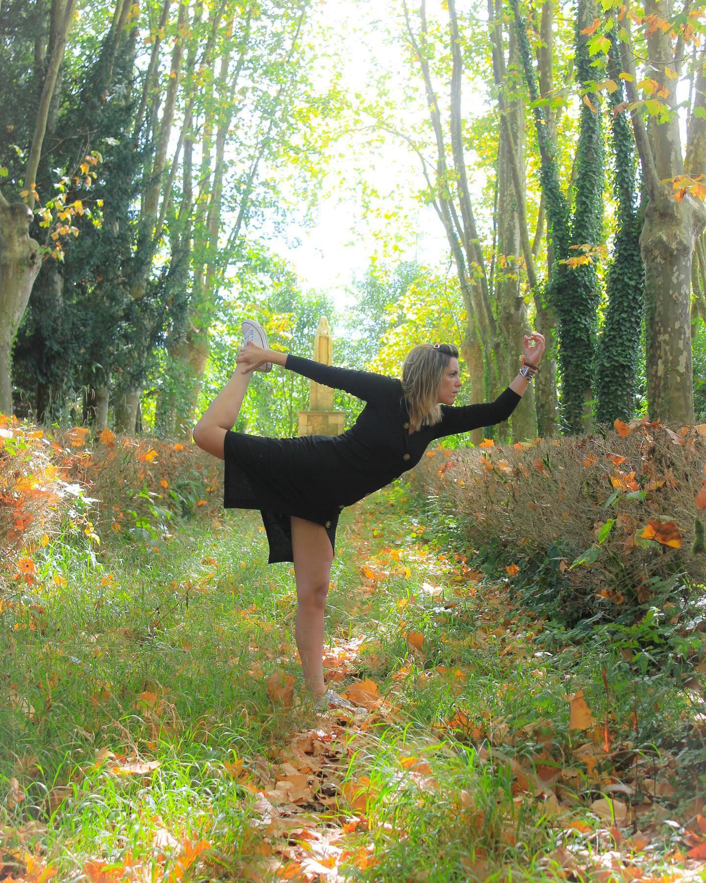 Carte de 5 cours de yoga en ligne