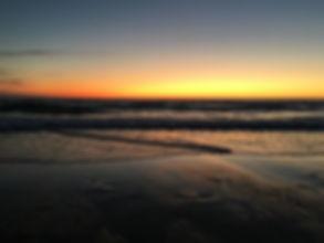 Magic sunset 🌅🌅#sunset #beach #magicsu