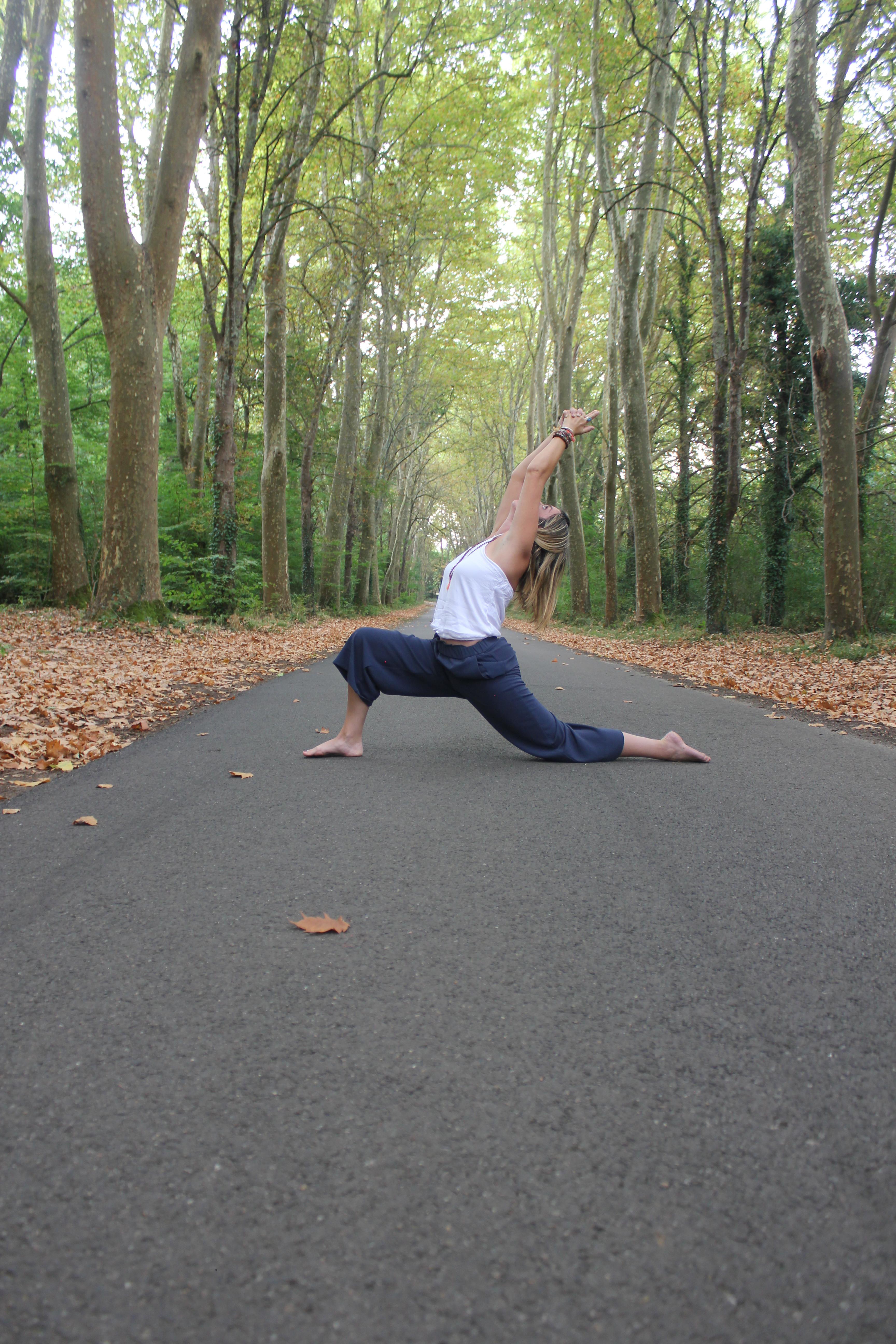 Yoga flow & restore sur ZOOM