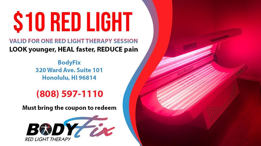 red light therapy honolulu oahu ward haw
