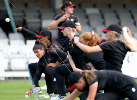 RECRUITING - WOMEN'S CRICKET OPERATIONS EXECUTIVE