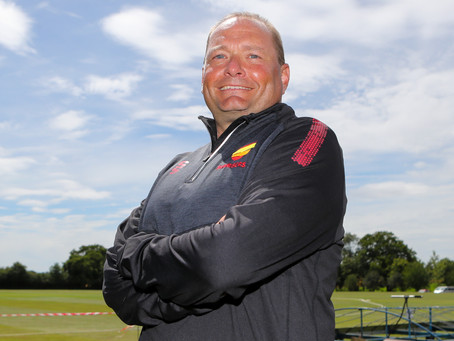Trevor Griffin announced as Sunrisers Head Coach