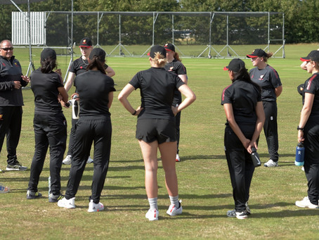 STAFF ANNOUNCEMENT - SUNRISERS APPOINT TALENT MANAGERS